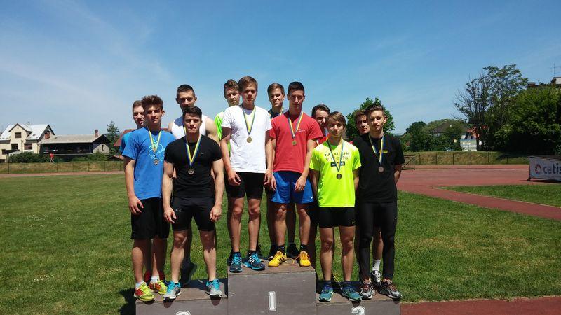 atletika 2015