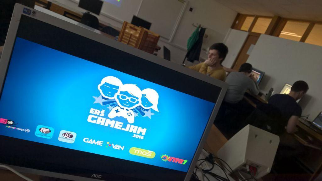 ERS GameJam 2016 delo